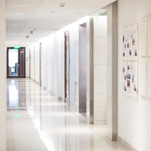 走廊内景图